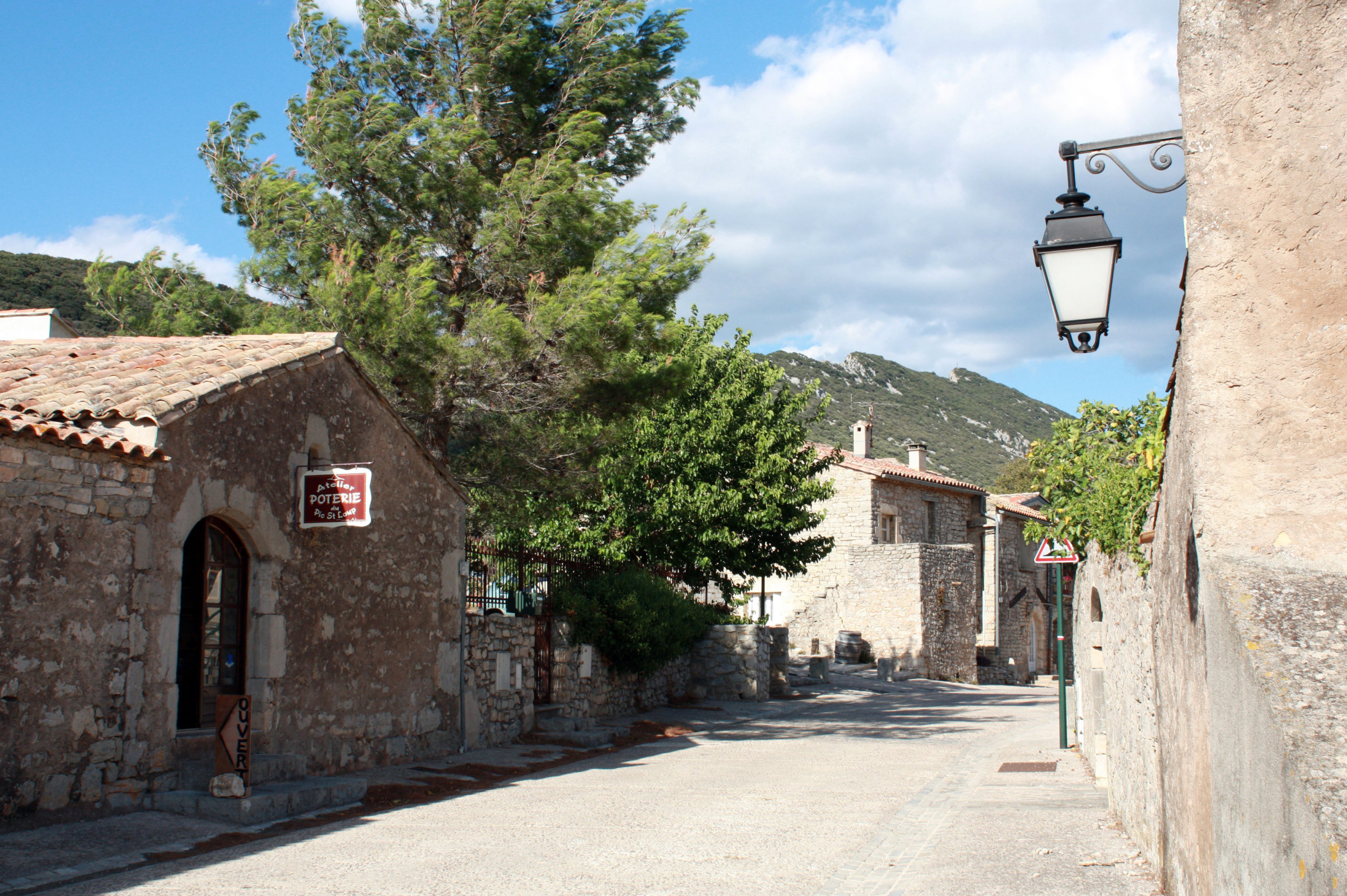 Village de Cazevieille. Photo : Christophe Colrat