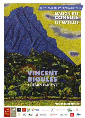 """Vincent Bioulès - """"Chemin faisant"""""""
