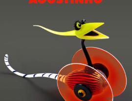 Affiche Expo Agostinho