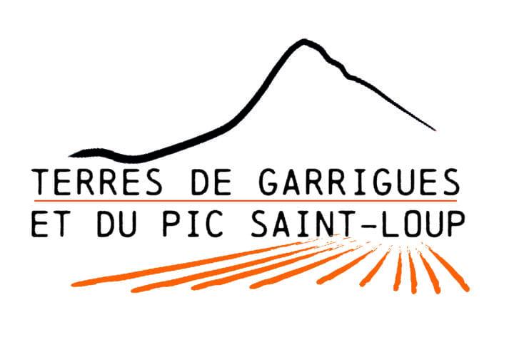 Logo Terres de Garrigues et du Pic Saint-Loup