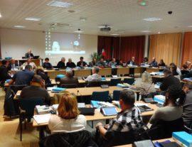 Réunion du Conseil communautaire. Photo : Christophe Colrat