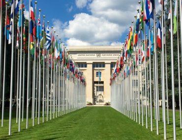 Le siège des Nations Unies à Genève. Photo : Creative Commons