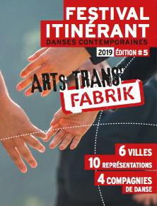 Affiche Arts Trans Fabrik 2019