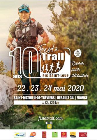 Festa Trail affiche 2020