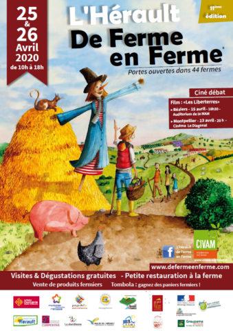 De ferme en ferme 2020