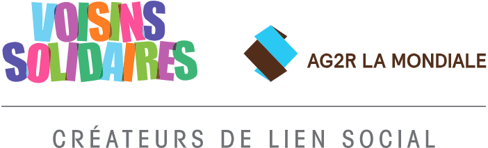 Logo Voisins solidaires-AG2R