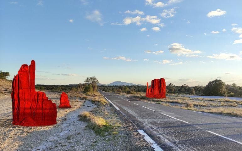 Diapo Monument Valley