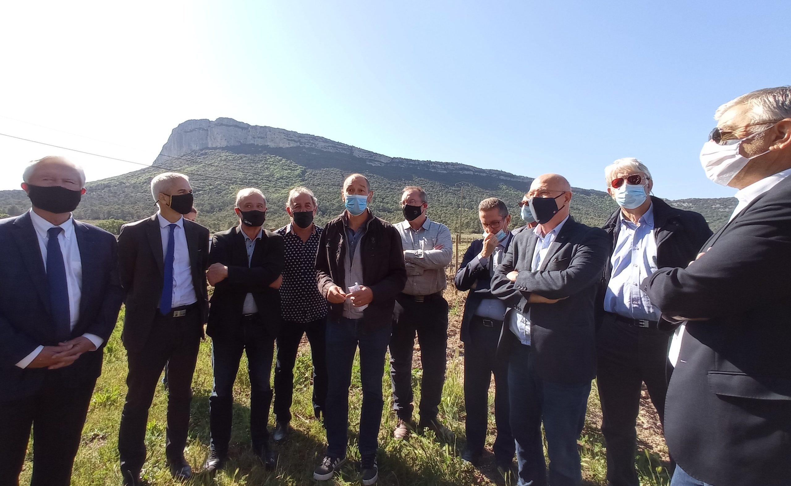 Aléas climatiques : la Communauté de communes soutient les agriculteurs. Photo : Sarah Mazars