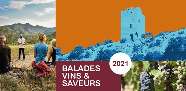 Balades Vins & Saveurs 2021 : Aux bords des Paysages