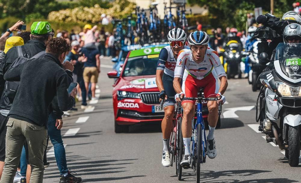 Tour de France 2021, étape 2 (27/06/2021). Photo : A.S.O. Charly Lopez